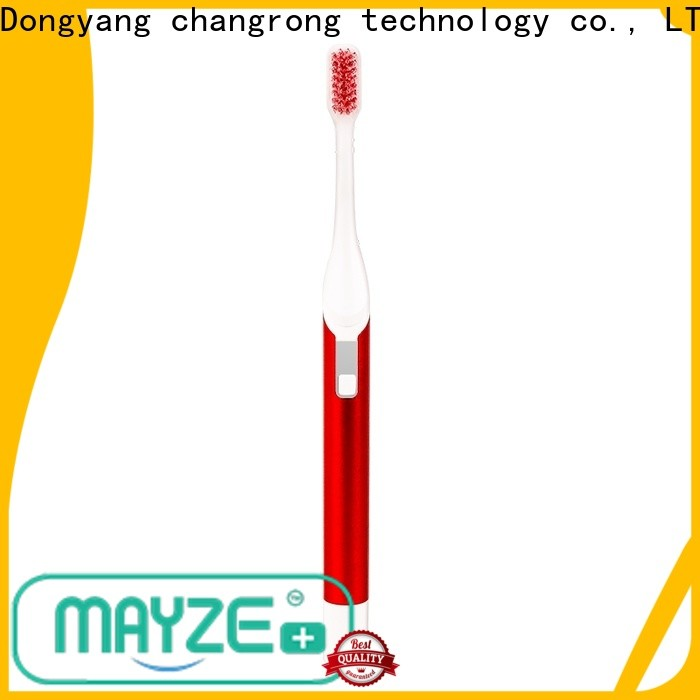 MAYZE popular electric toothbrush machine personal care