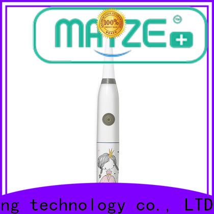 MAYZE oral b vitality heads device