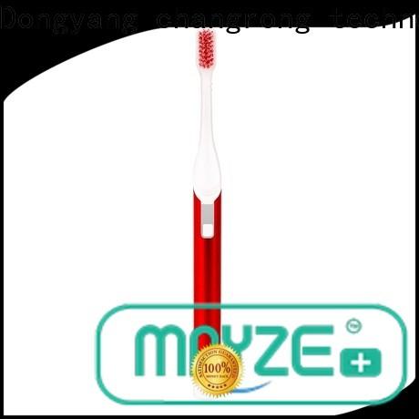 MAYZE Custom best battery toothbrush products massage
