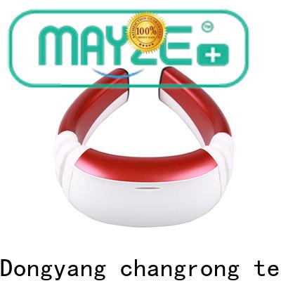 Latest portable back massage devices factory massage