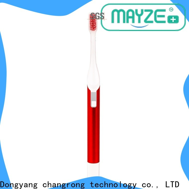 MAYZE popular electric toothbrush replacement Supply body care