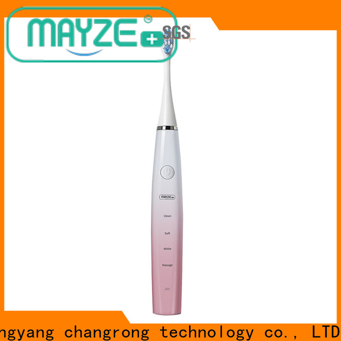 MAYZE electric sonicare sonic toothbrush products massage