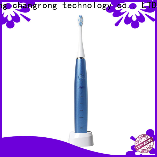 High-quality round electric toothbrush factory body care