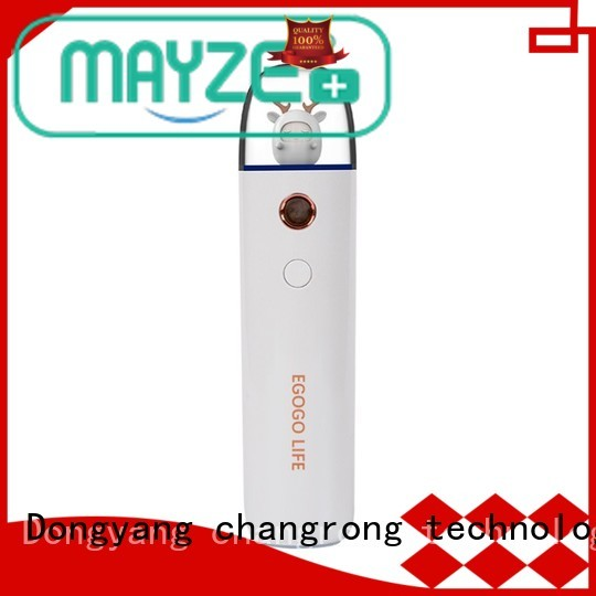 MAYZE face skin scrubber products