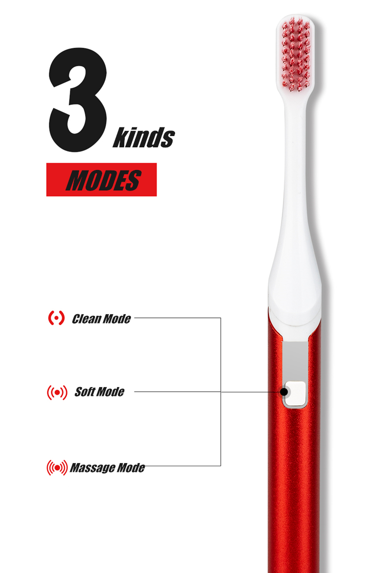 New cordless electric toothbrush device tooth-4