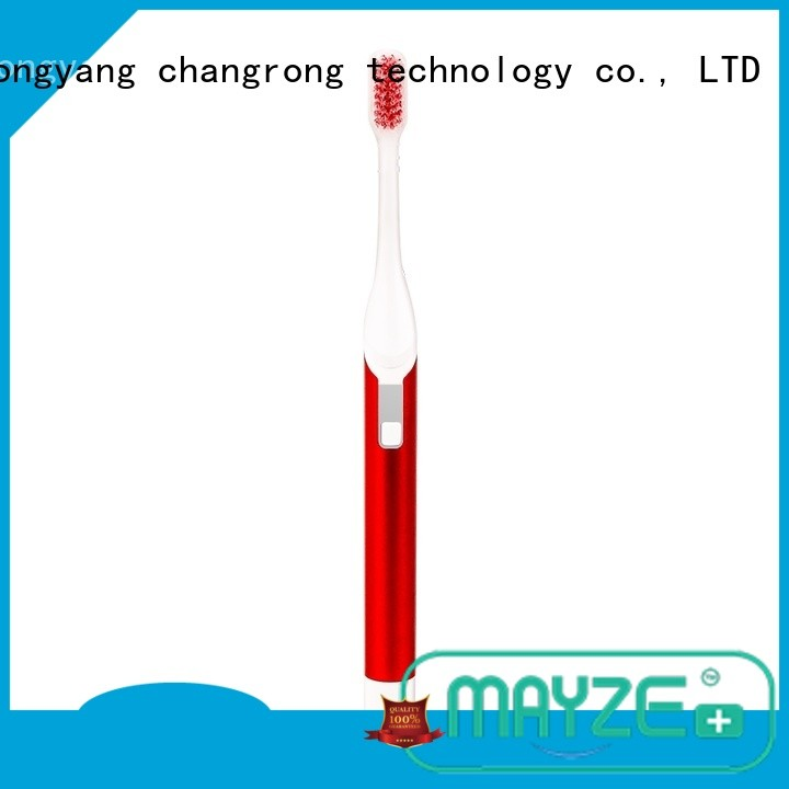 MAYZE professional most recommended electric toothbrush device tooth