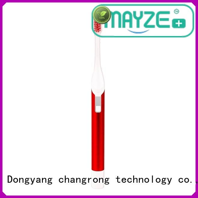 MAYZE the electric toothbrush company body care