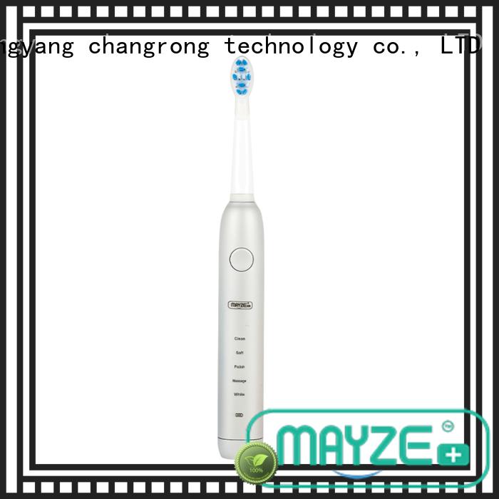 MAYZE Best best ultrasonic toothbrush Suppliers massage
