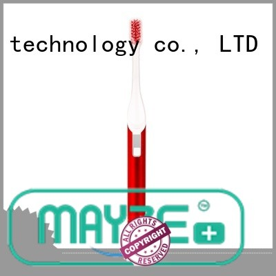 MAYZE power electric toothbrush machine personal care