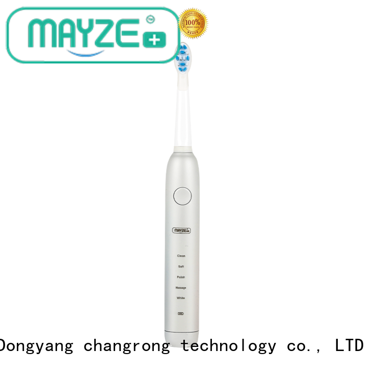 MAYZE power electric best new electric toothbrush equipment personal care