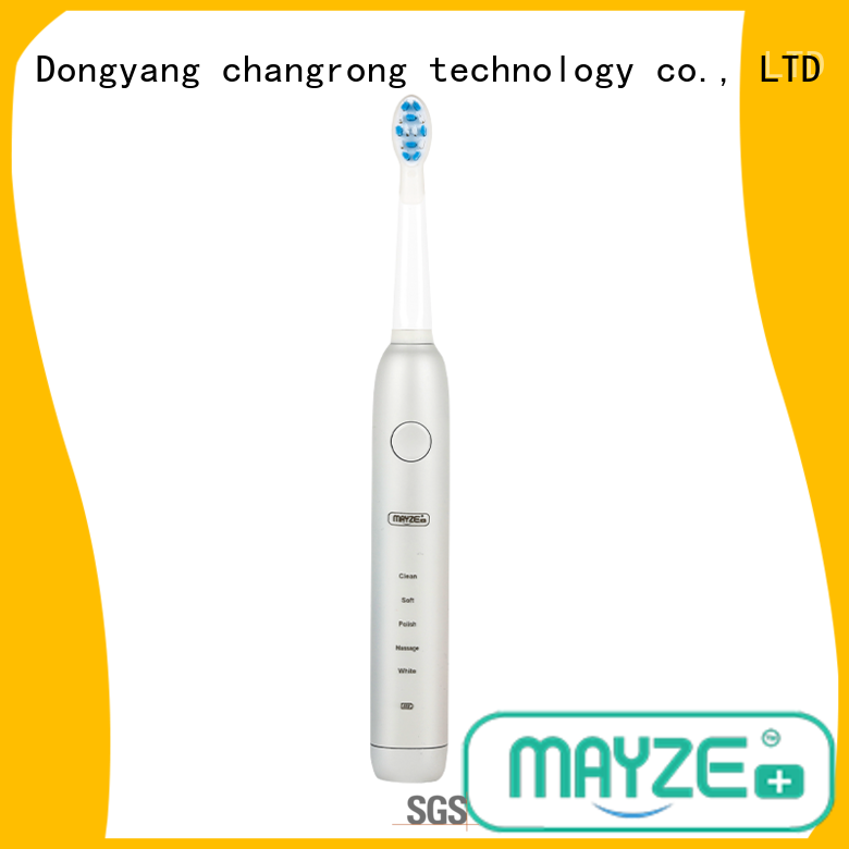 MAYZE oral b ultrasonic toothbrush for business