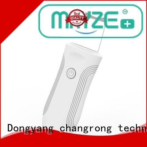 MAYZE electric face skin scrubber massage