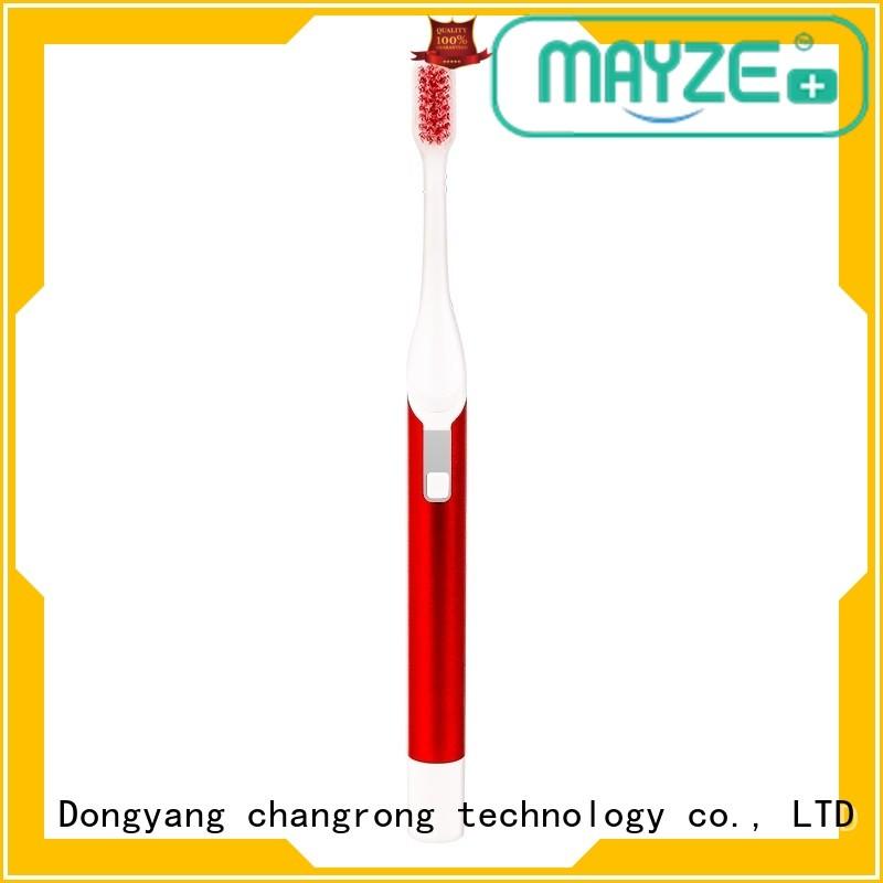 MAYZE electric power toothbrush machine body care