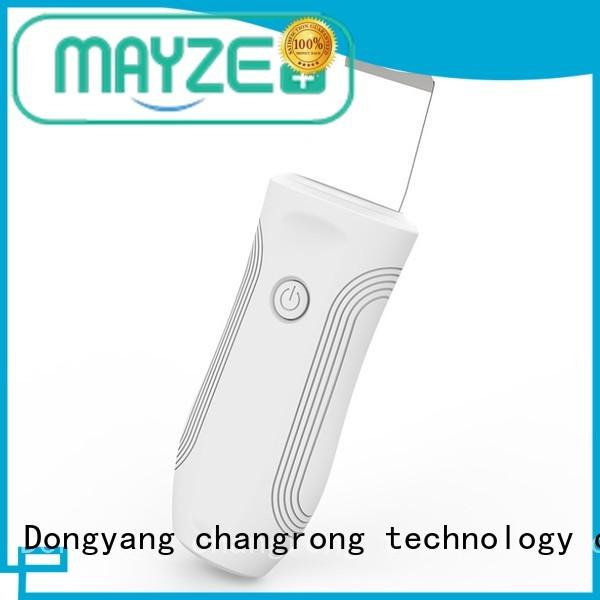 MAYZE silicone face care machine massage
