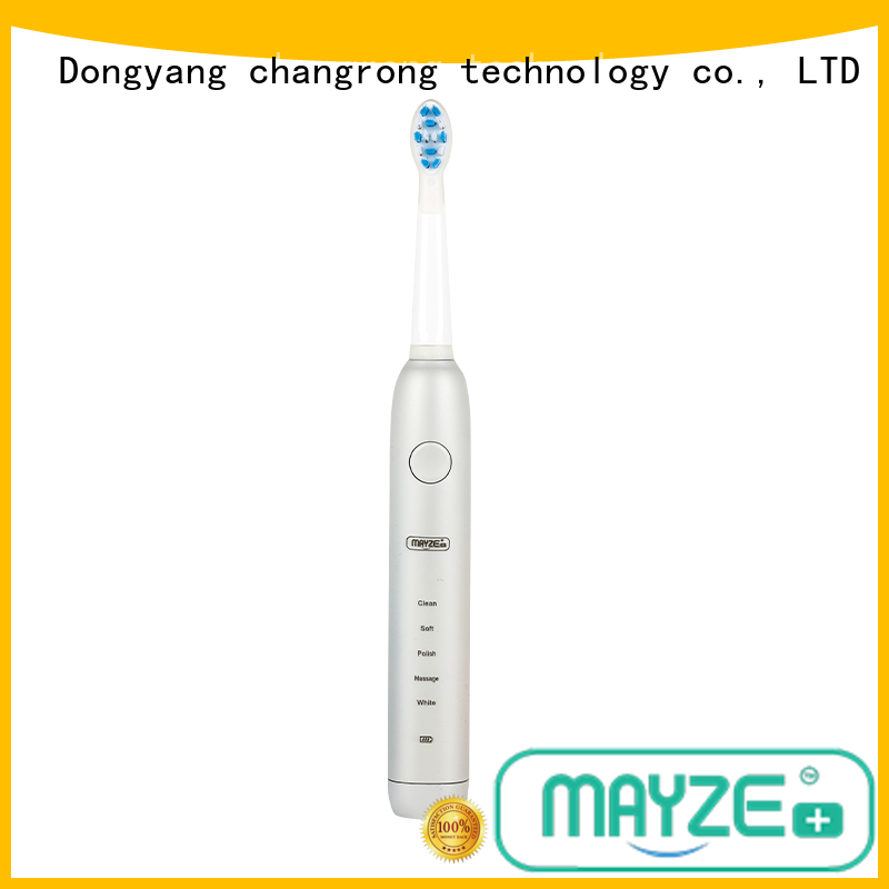 MAYZE professional best quality electric toothbrush device personal care