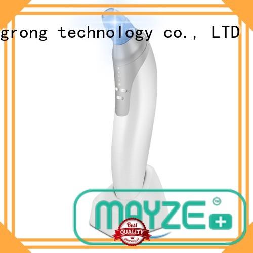 MAYZE face skin scrubber equipment